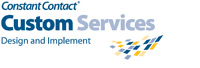 Constant Contact   Custom Services